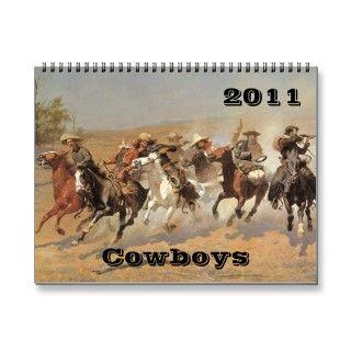 2011 Cowboys Calendar