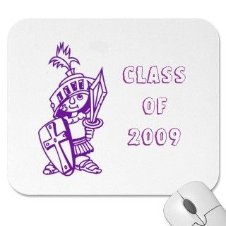 little crusader Class of 2009 mousepad