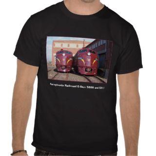 Pennsylvania Railroad E 8a,s (JTFS) 5809 and 5811 Shirt