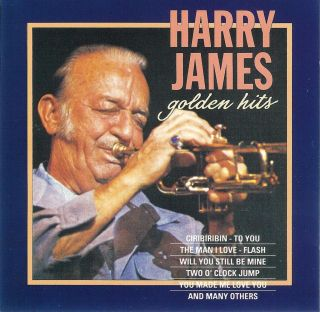 cd in like new condition harry james golden hits shipping cost use
