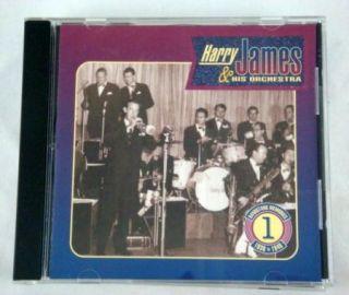 harry james his orchestra bandstand memories cd description harry