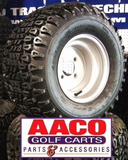 Golf Cart Wheel and Tire Special for Lifted Carts