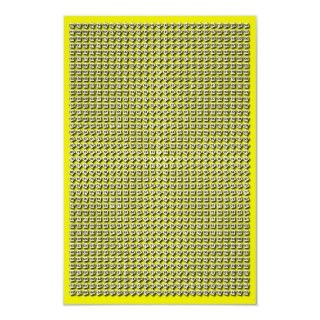 Custom Color Radial Multiplication Table Posters