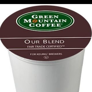 Green Mountain 96 K Cups of Our Blend Coffee Low Price Great for Gifts