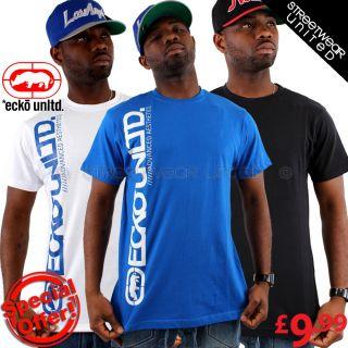 Ecko Unltd Trapeeze Graphic Printed Logo T Shirt Is Marc Hip Hop Money