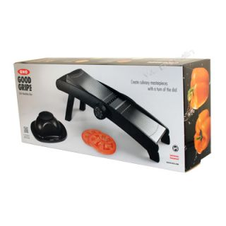 OXO 1054752 Good Grips Mandolin Stainless Steel Slicer Adjustable