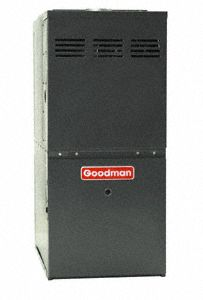 Goodman 115 000 BTU High Efficiency 2000 CFM Upflow Horizontal Gas