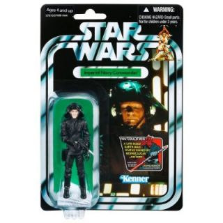 STAR WARS  Imperial Navy Commander   VC94   37510  HASBRO