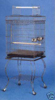 Parrot Bird Cage  African Grey Small Parrot 0123