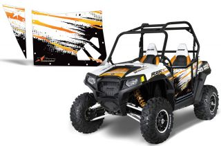 GRAPHIC KIT BLINGSTAR DOORS POLARIS RZR 570/800/900 XP RZR S R. GORDON