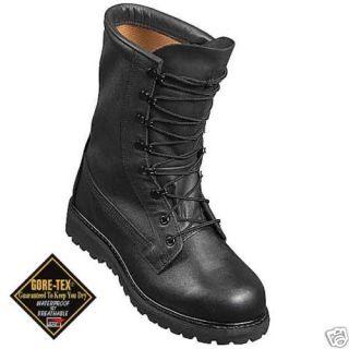 New Bates Gore Tex Icwb Waterproof Combat Boot 9 R