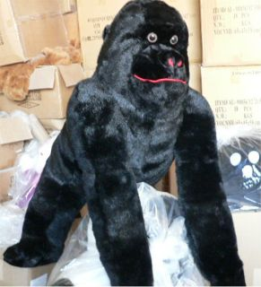 Giant 50 Stuffed Gorilla Jumbo Huge Plush Animal Ape
