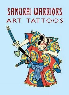 Samurai Warriors Art Tattoos New by Eric Gottesman