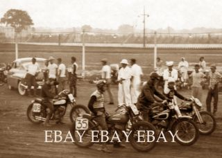 Davidson Indian Motorcycle Williams Grove PA Race Closeup Photo
