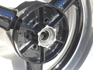 Suzuki Hayabusa TL1000 GSXR750 Newly Custom Polished Powdercoat Wheels