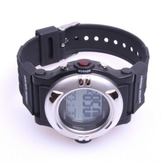 Multifunction Water Resistant Sports Heart Rate Monitor Watch