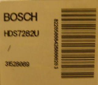 Bosch HDS7282U 30 Freestanding Dual Fuel Range