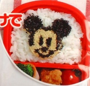 mickey mouse bento rice cake stencil mold stamper f35b from