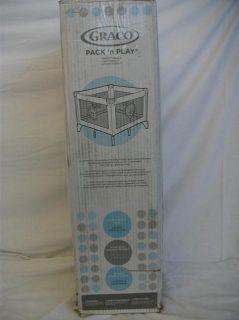 Graco Totbloc Pack N Play Playard Pen Sleep Baby Safe Portable Bed