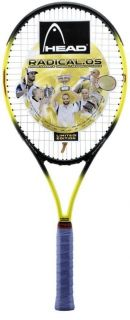 Head Radical Tour Limited Edition Agassi Tennis Racquet Auth Dealer 4