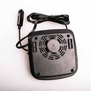 DC12V Car Auto Vehicle Heater Heating Cooling cooler Fan Output power