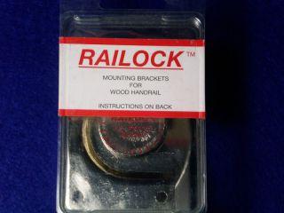 Railock Handrail Mounting Bracket Hand Rail Mount New