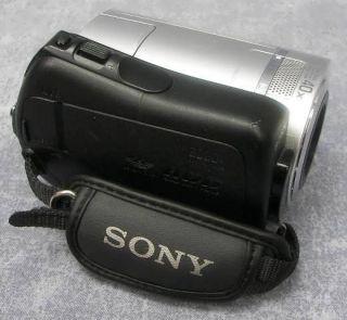 Sony Handycam DCR SR45 30GB HD Digital Video Camcorder Camera Hybrid