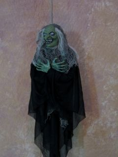 36 tall Hanging Witch prop would be an extra scare just about