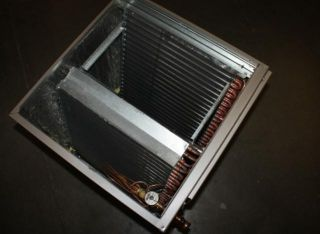 Cased N Coils Upflow Downflow Heating Cooling Unit R 410 A