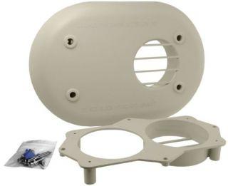 Rheem RXGY G01 Water Heater & Furnace Horizontal Vent Termination Kit