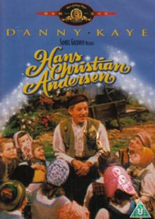 Hans Christian Andersen Danny Kaye New SEALED REG2