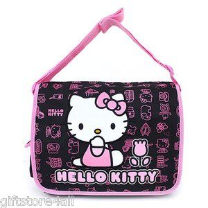 Sanrio Hello Kitty Messenger Diaper School Shoulder Bag Tulip Pink