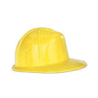 Construction Party Mini Yellow Hard Hats 4