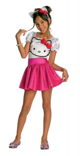 Hello Kitty Hello Kitty Tutu Dress Child Costume