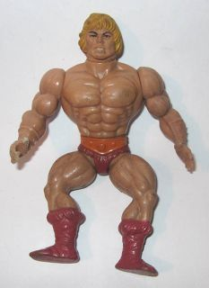 1983 Mattel Masters MOTU Original He Man Action Figure (#2)