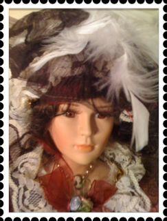 Heirloom Edition of Duck House Victorian Dolls Rosalia