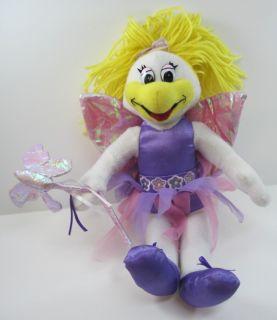 Helen Chuck E Cheese Plush Fairy Stuffed Animal Souvenier 12
