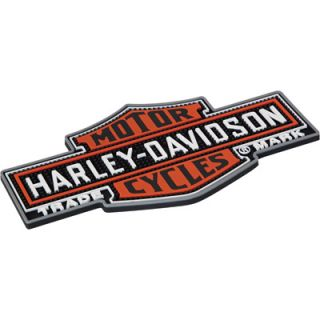 Harley Davidson Nostalgic Bar Shield Beverage Mat