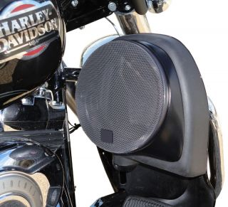 kicker ks65 harley davidson fairing speaker pod panels