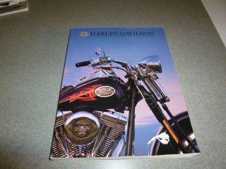 2005 Harley Davidson Parts N Accessories Catalog