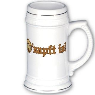 zapft is Oktoberfest Steins Mug