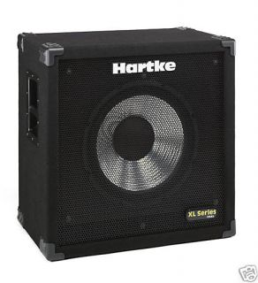 Hartke 115XL 15 inch 200 Watt Bass Amplifier Cabinet