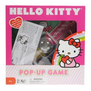 Sanrio Hello Kitty Official Pop Up Board Game Kids Girls Fun Activity