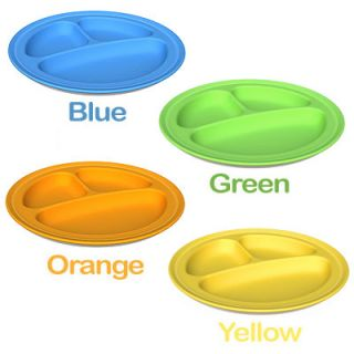 Green Eats Divided Plates 2 Pack for Kids Eco Friendly Buy $50 00 Free