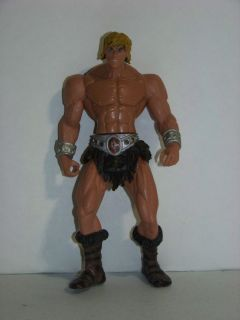 He Man Action Figure 6 Masters of The Universe Mattel 2001