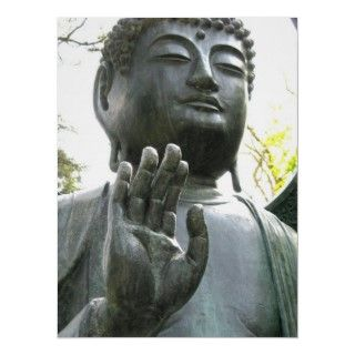 Buddha statue in the Japanese Tea Garden in San Francisco Golden Gate