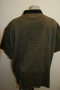 Greg Norman Polo Shirt Mens 2XL XXL Shark Golf Work 100 Cotton G23