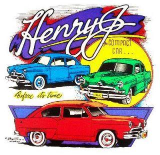 Henry J Kaiser Factory Original Classic T Shirt TB174
