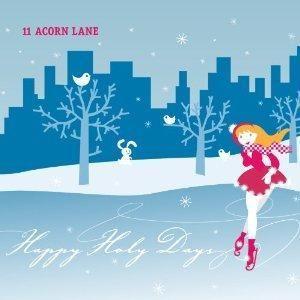 Cent CD 11 Acorn Lane Happy Holy Days Lounge Xmas