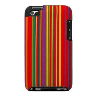 Ipod case in retro colors. Colorful retro design for Ipod Touch.